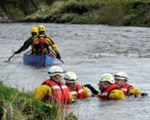 Police name missing eight-year-old boy as search of River Wear continues