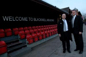 Dave Mills to step down as director from Darlington FC