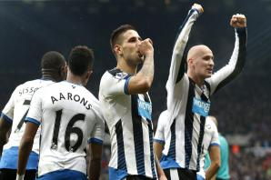 Newcastle United 1 West Brom 0