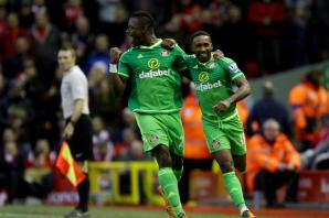 Allardyce thinks mood at Anfield paved way for Defoe's Sunderland equaliser against Liverpool