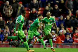 Jermain Defoe proving he can fire Sunderland to safety as a lone striker after Liverpool strike