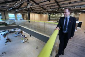 Family firm set to unveil its £3m revamped home store - expected to bring boost to Northallerton's economy