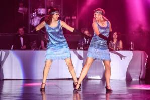 Cheeky Charleston wins Strictly St Cuthbert's